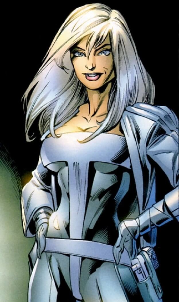 Silver Sable hot looks (1)