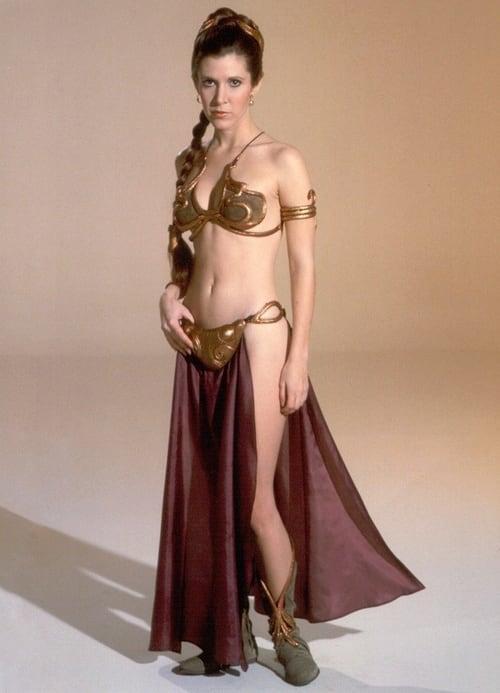 Slave Princess Leia hot bikini pics