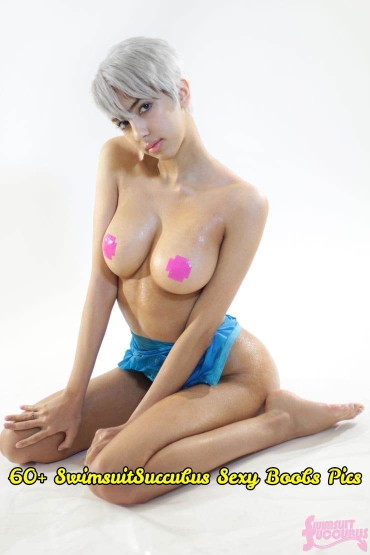SwimsuitSuccubus sexy boobs pics