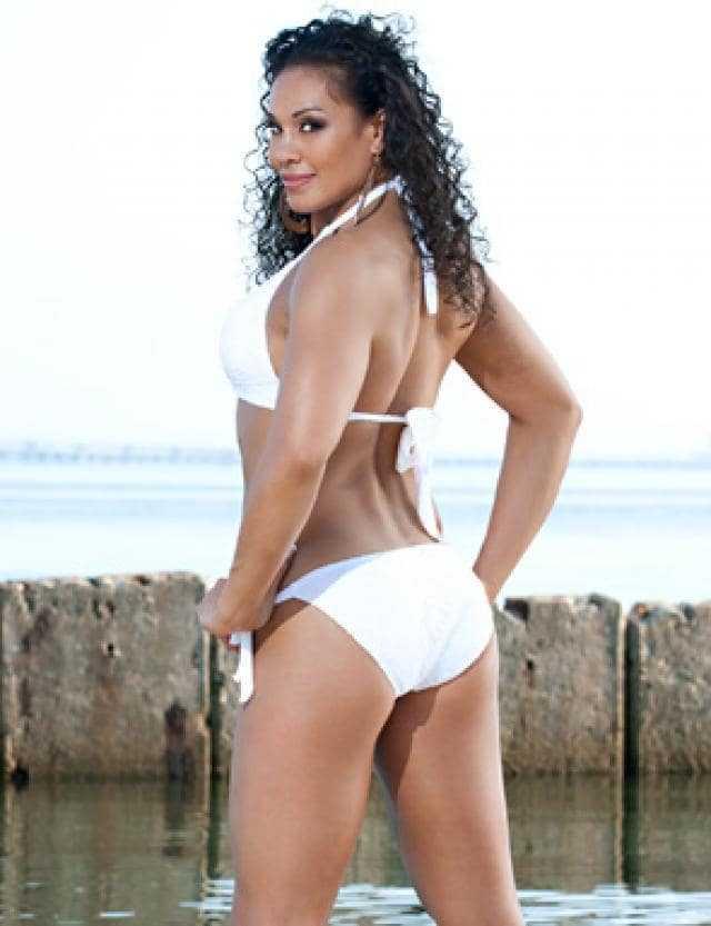 Tamina Snuka sexy ass pics
