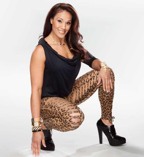 Tamina Snuka sexy look pics