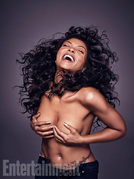 Taraji P. Henson naked pics