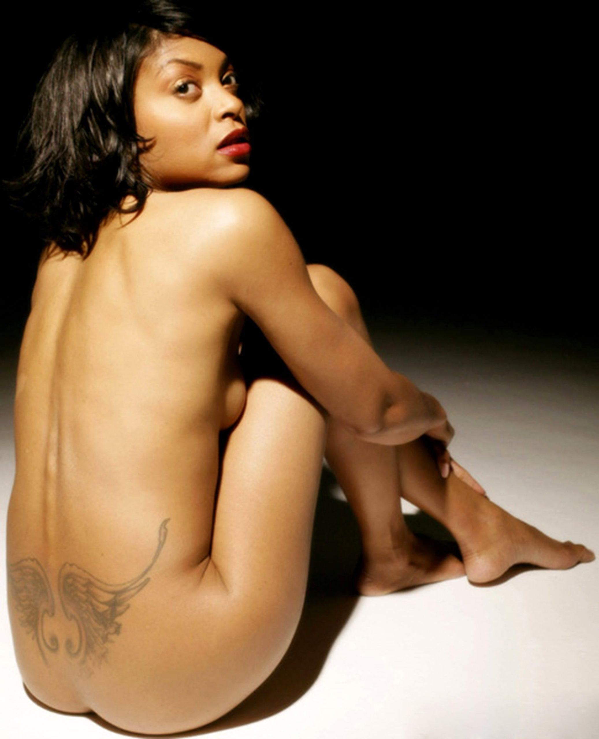 Taraji P. Henson nude pics