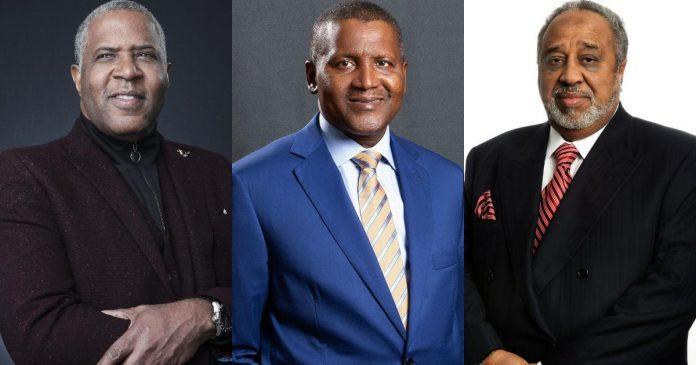 Top 30 Richest Black Celebrities in the World - 2020