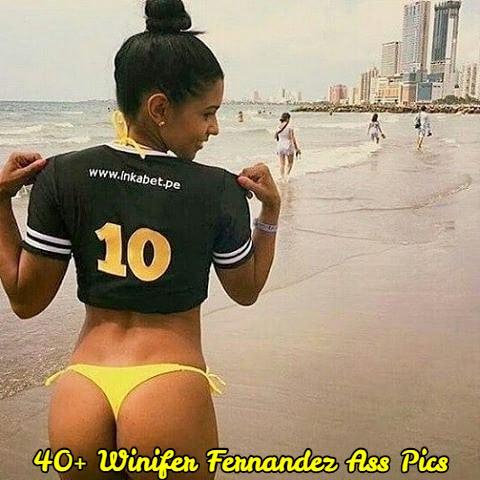 Winifer Fernandez ass pics