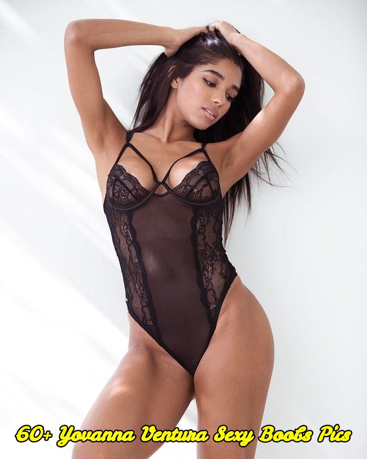 Yovanna Ventura sexy boobs pics