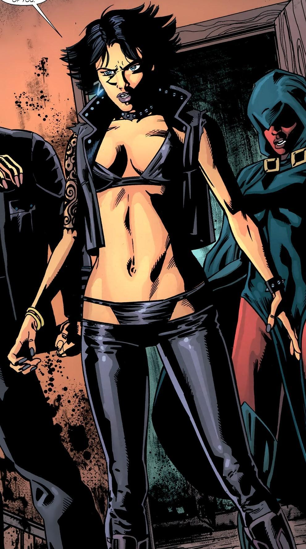 Zatanna hot look (2)