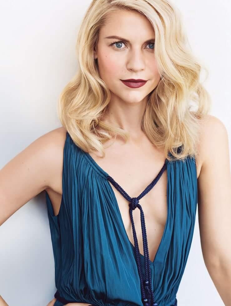 claire danes hot dress
