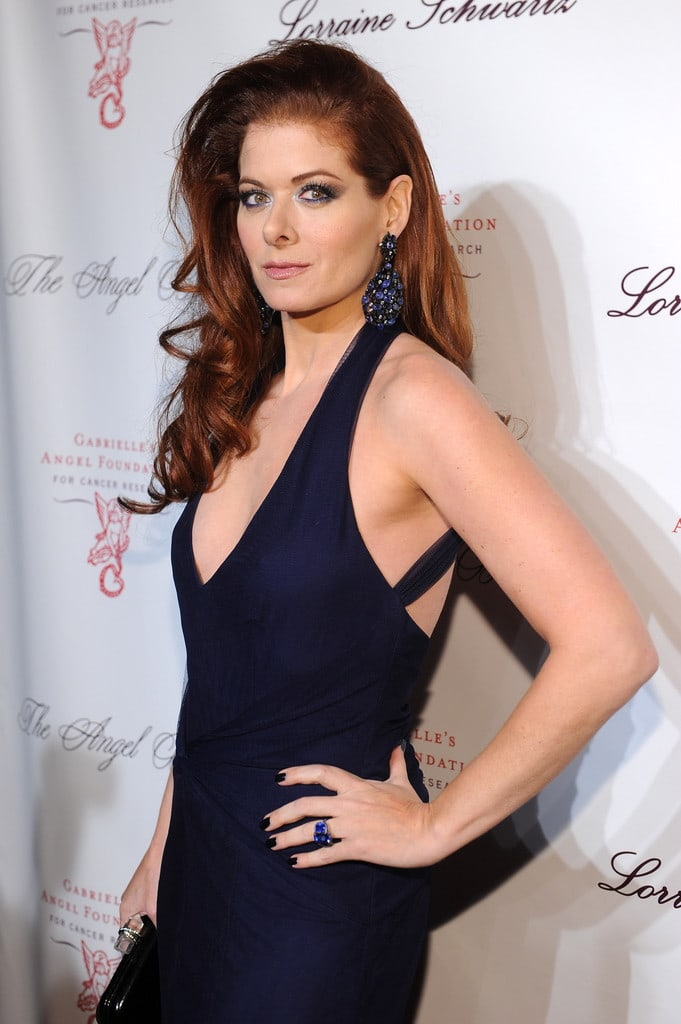 debra messing sexy photo