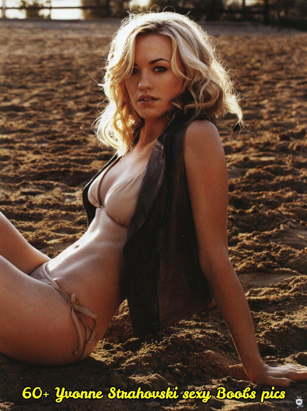 yvonne strahovski sexy boobs pics