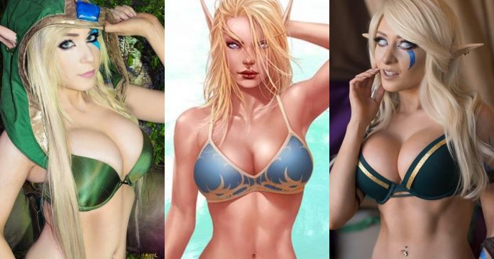 61 Hot Pictures Of Alleria Windrunner Will Leave You Stunned By Her Sexiness