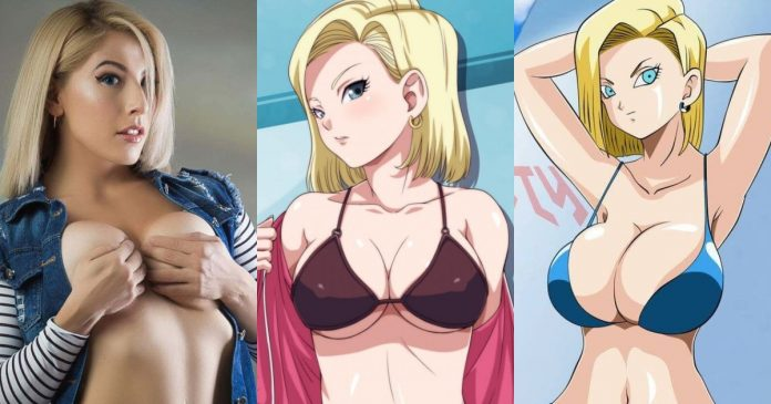 61 Hot Pictures Of Android 18 Which Demonstrate She Is The Hottest Lady On Earth