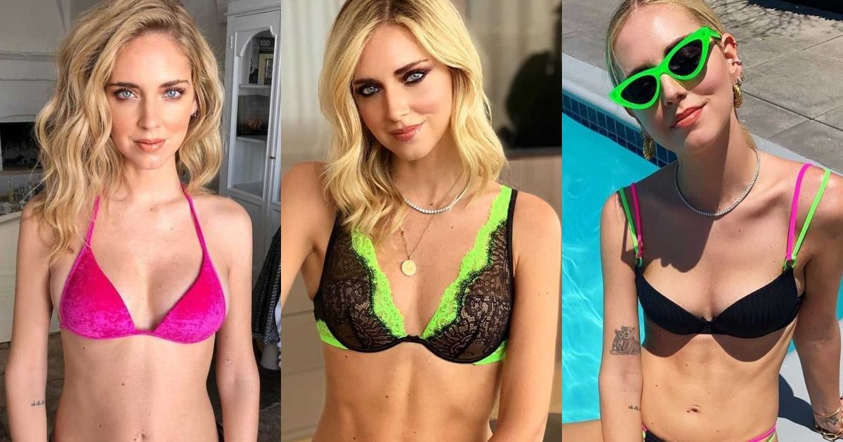 61 Hot Pictures Of Chiara Ferragni Are Windows Into Heaven