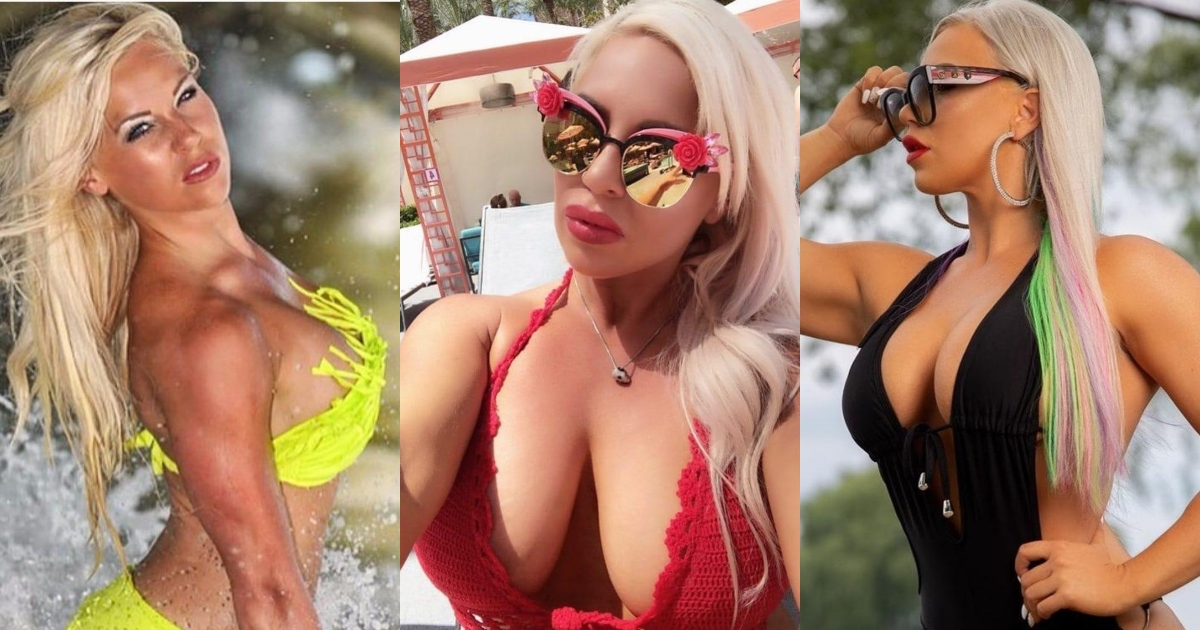 61 Hot Pictures Of Dana Brooke Which Will Make You Slobber For Her