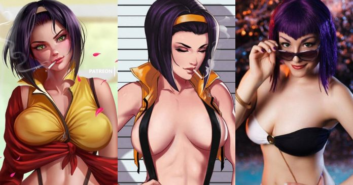 61 Hot Pictures Of Faye Valentine Which Are Incredibly Bewitching