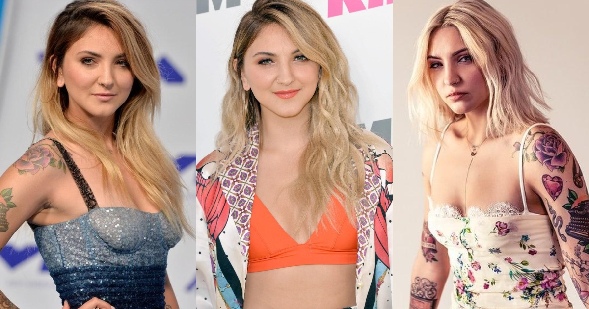61 Hot Pictures Of Julia Michaels Which Will Make You Swelter All Over