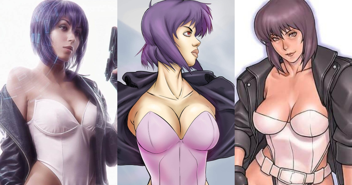 61 Hot Pictures Of Major Motoko Kusanagi Which Will Leave You Amazed And Bewildered