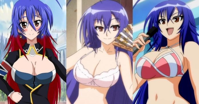 61 Hot Pictures Of Medaka Kurokami Will Leave You Stunned By Her Sexiness