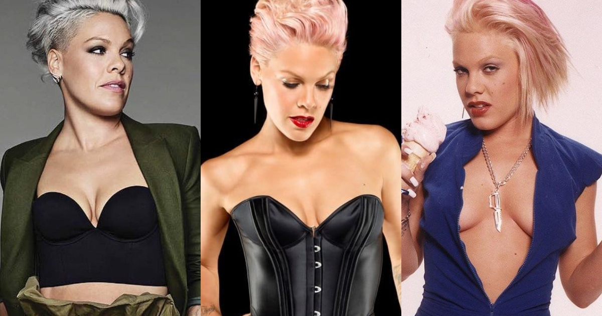 61 Hot Pictures Of P!nk Are Blessing From God To People