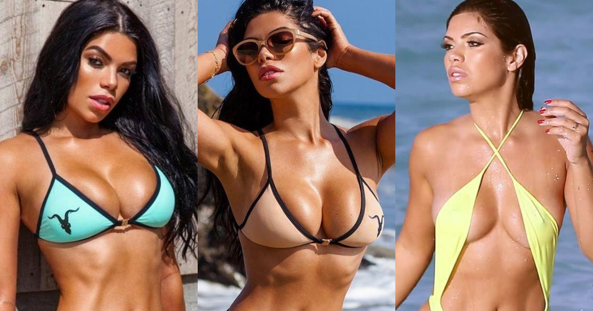 61 Hot Pictures Of Suelyn Medeiros Are An Appeal For Her Fans