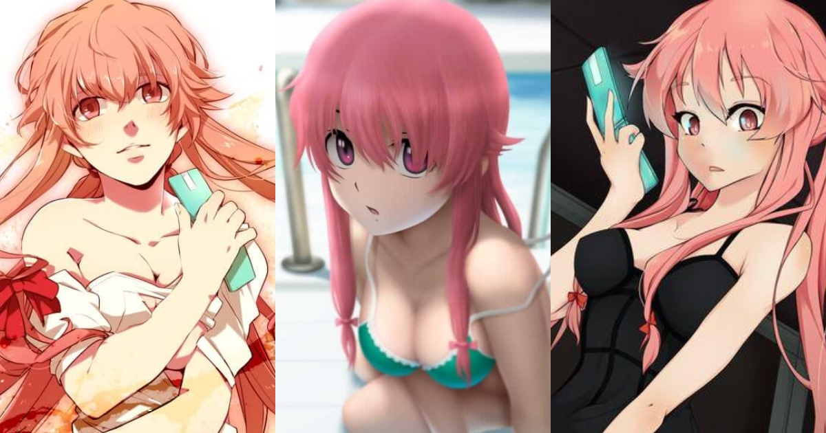 61 Hot Pictures Of Yuno Gasai That Will Make Your Heart Pound For Her