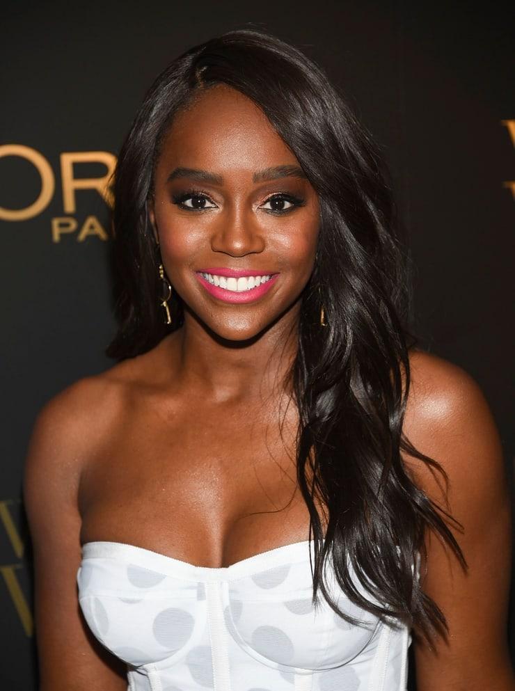 Aja Naomi King hot look