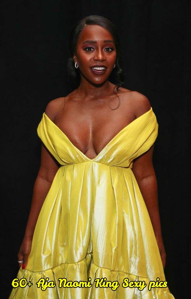 Aja Naomi King hot pictures