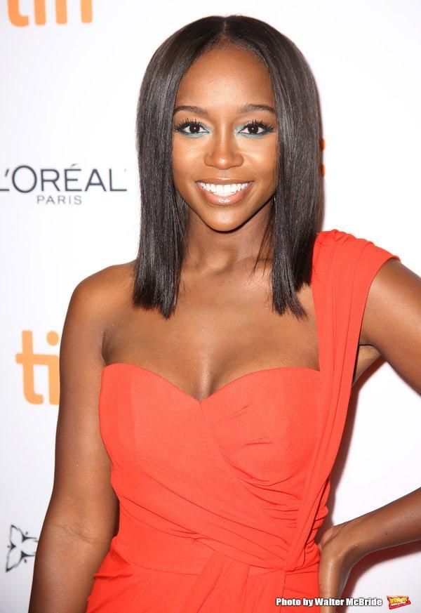 Aja Naomi King sexy look