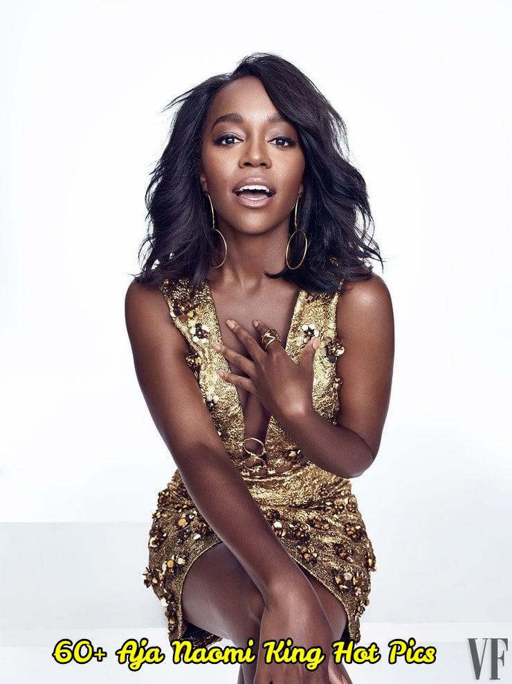 Aja Naomi King sexy pictures