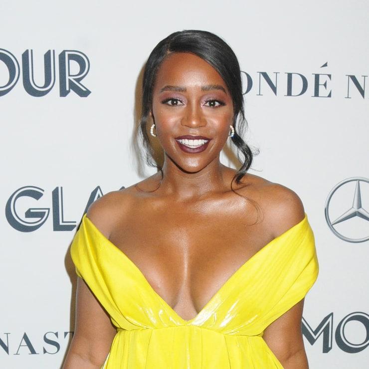 Aja Naomi King sexy
