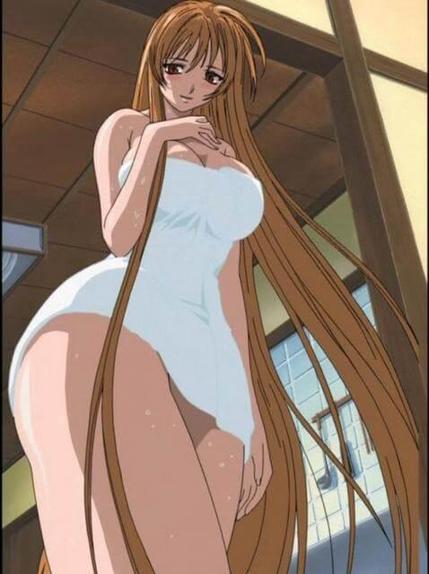 Aya Natsume hot