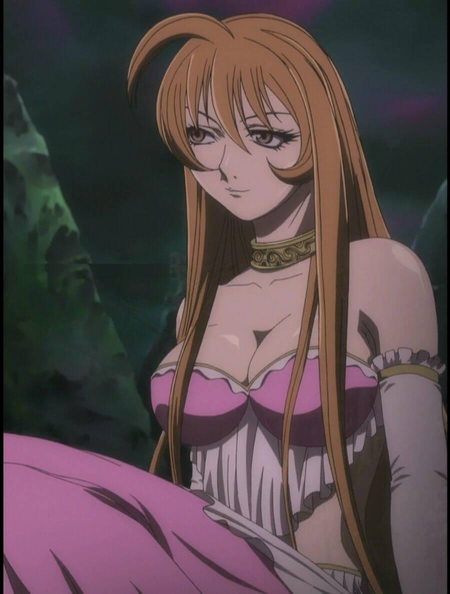 Aya Natsume sexy look