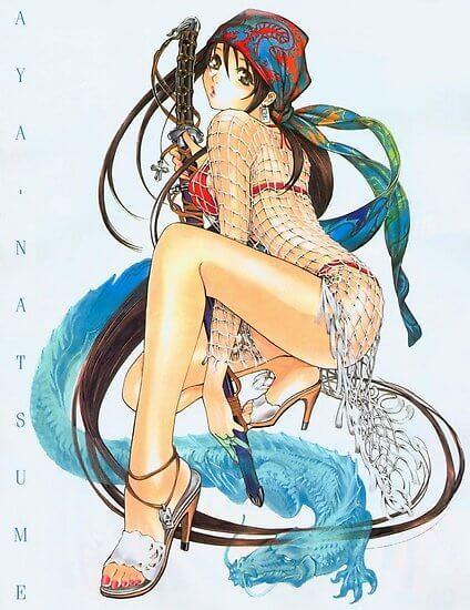 Aya Natsume sexy pic (2)