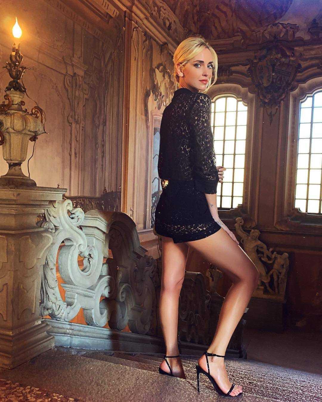 Chiara Ferragni hot look