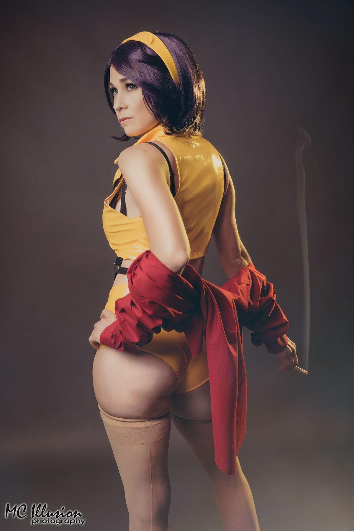 Faye Valentine sexy photos