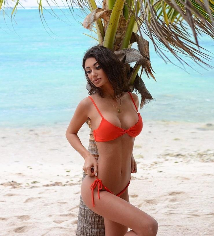 Francesca Farago sexy pic