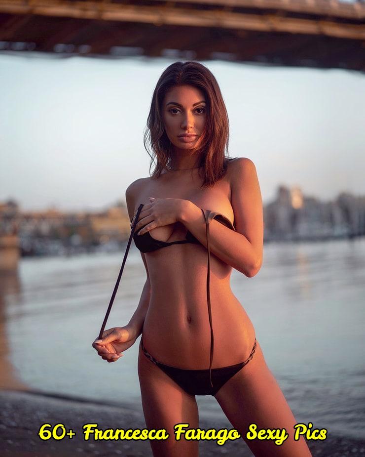 Francesca Farago sexy pictures