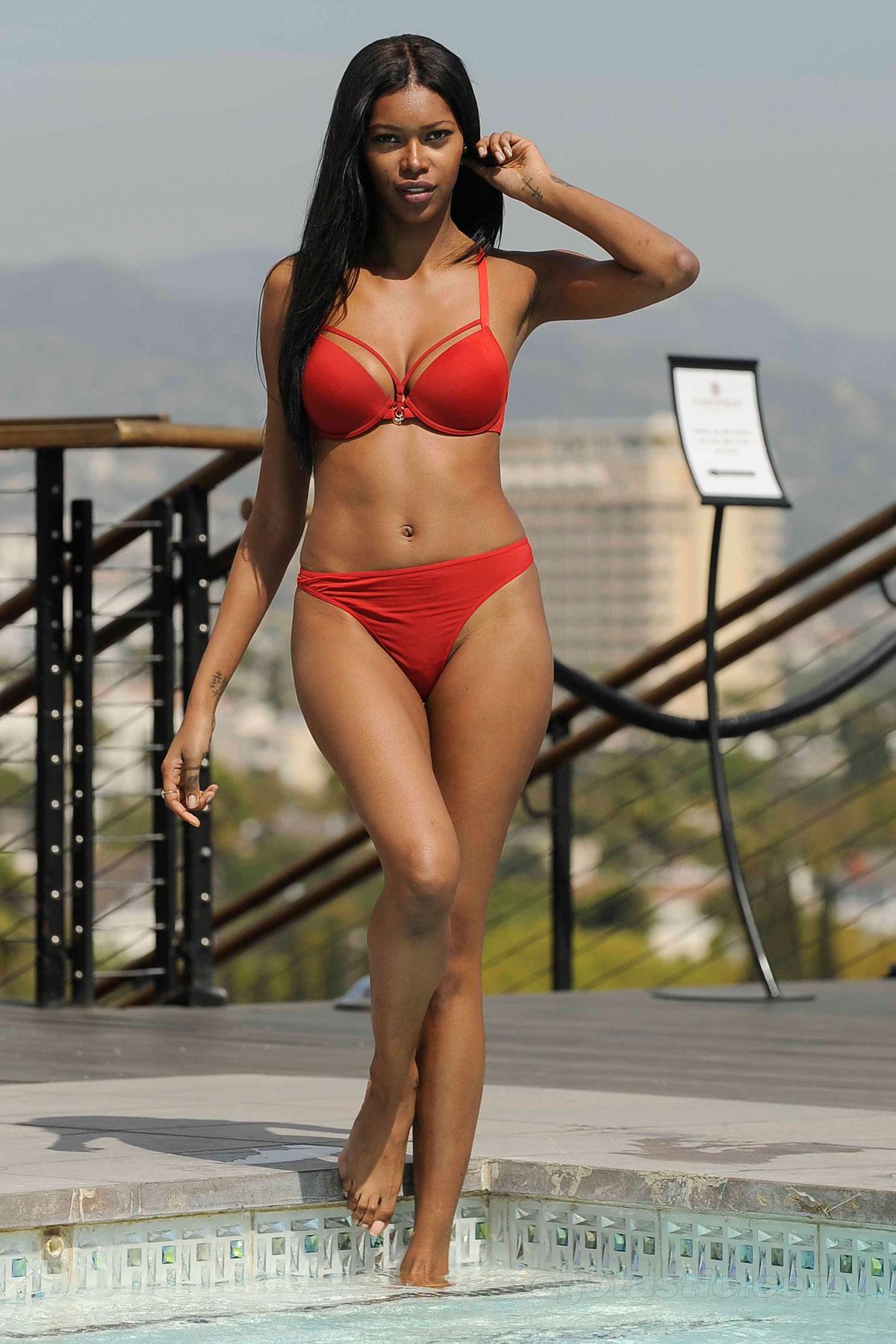 Jessica White sexy bikini pic