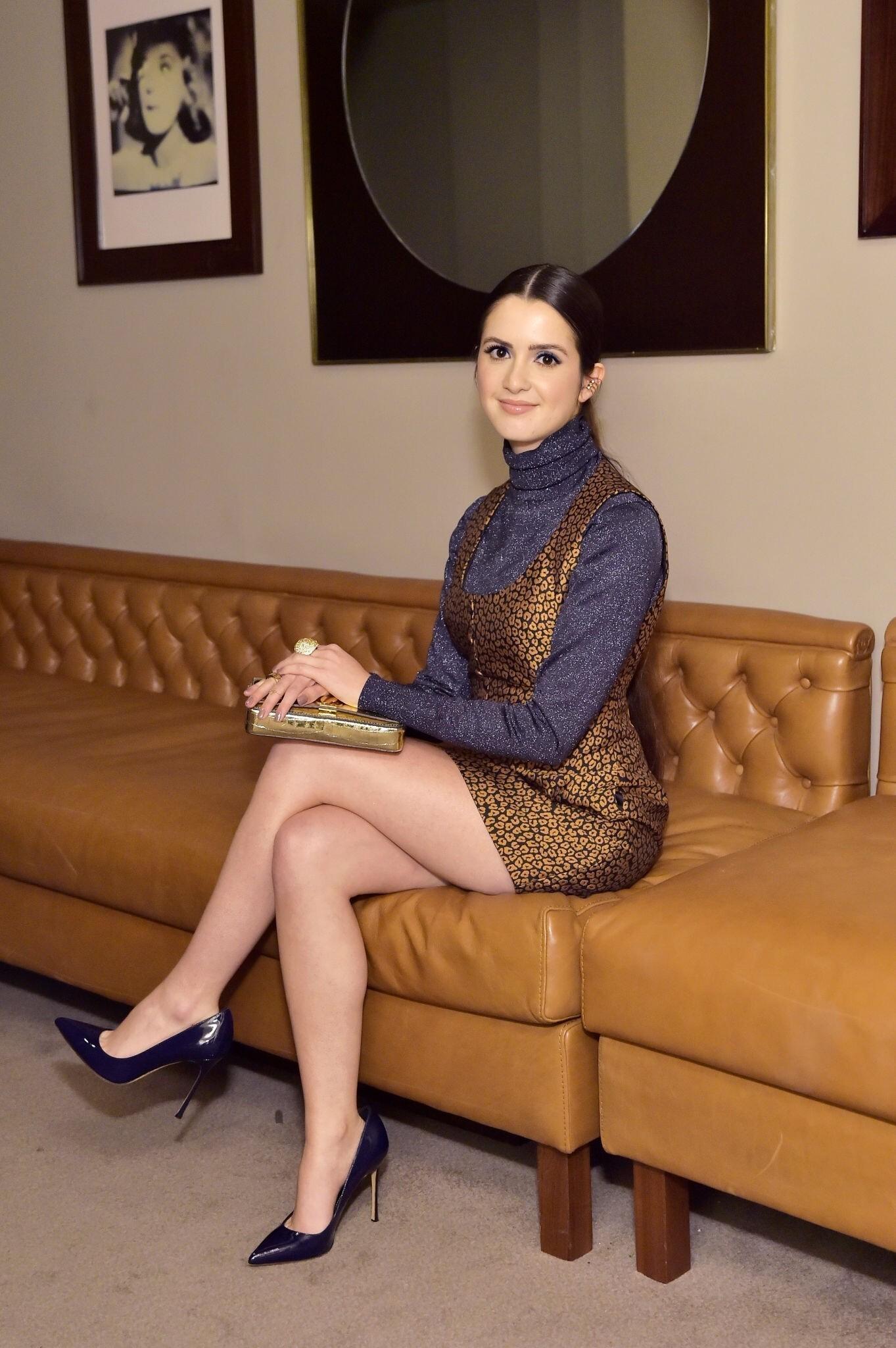Laura Marano sexy legs pic