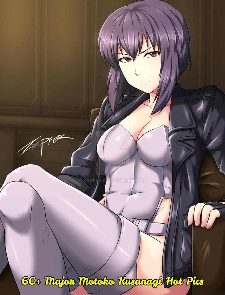 Major Motoko Kusanagi hot pictures
