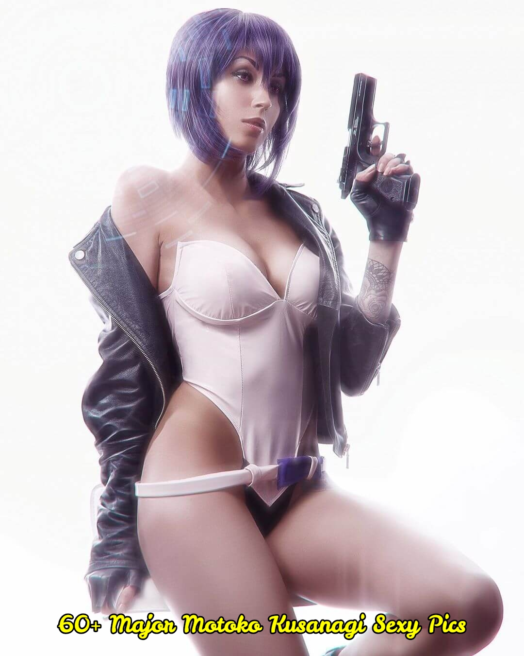 Major Motoko Kusanagi sexy pictures