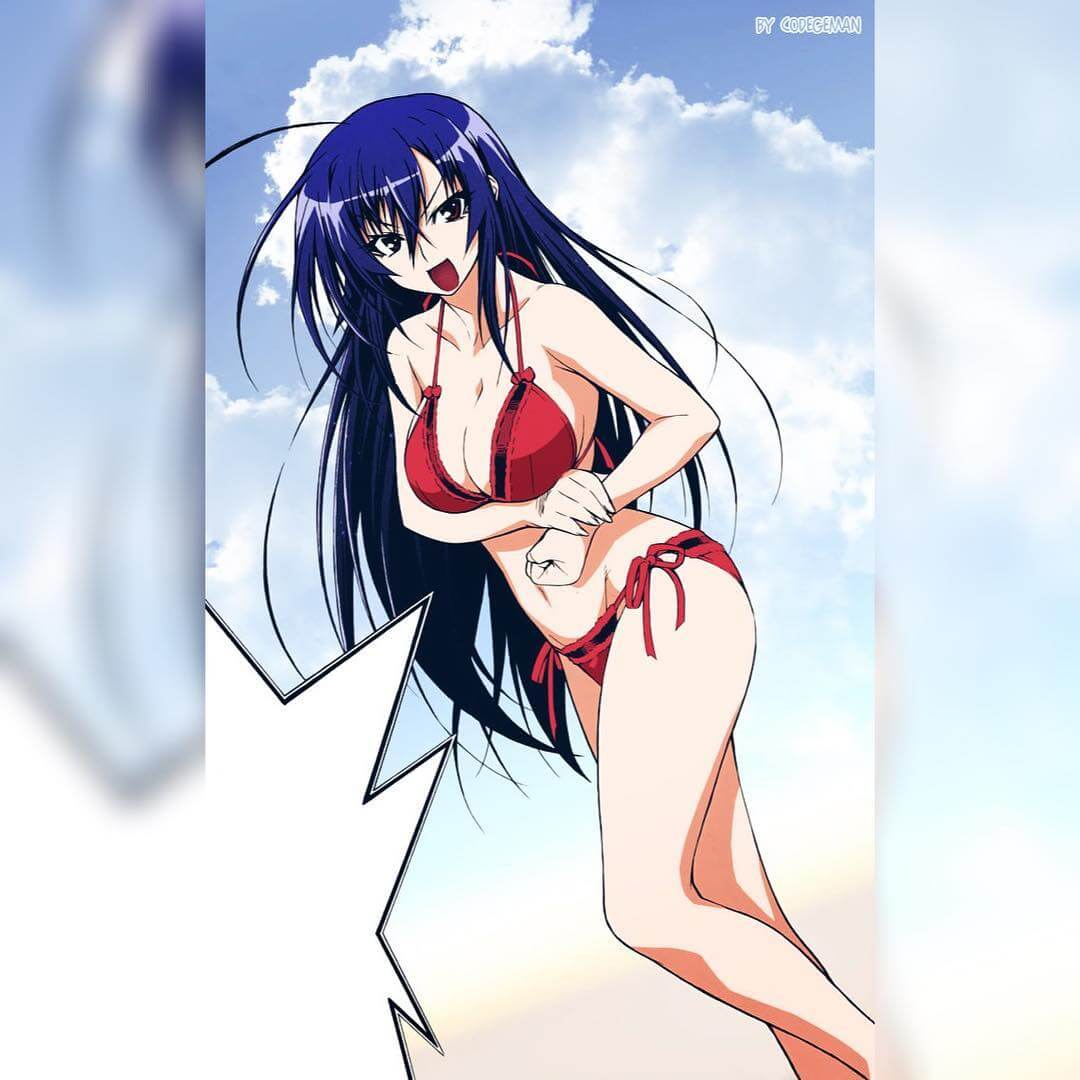 Medaka Kurokami sexy photo