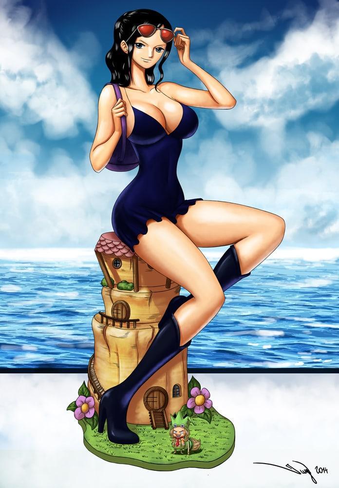 Nico Robin hot pic