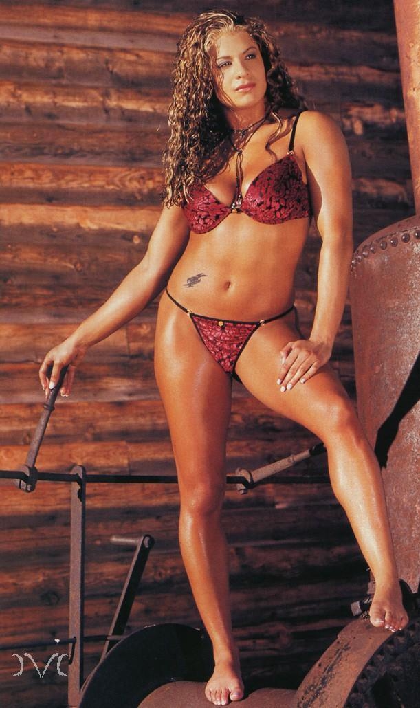 Nidia Guenard hot