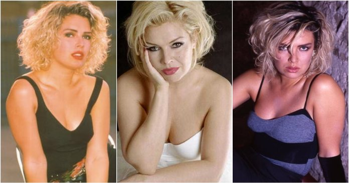 45 Hottest Kim Wilde Boobs Pictures Expose Her Perfect Cleavage