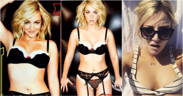 51 Abby Elliott Hottest Pictures Are A Sure Crowd Puller