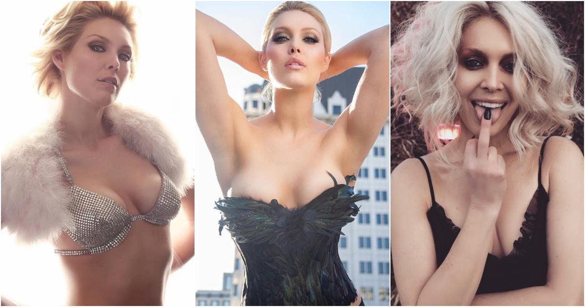 51 Alaina Huffman Hot Pictures Can Make You Fall In Love With Her In An Instant
