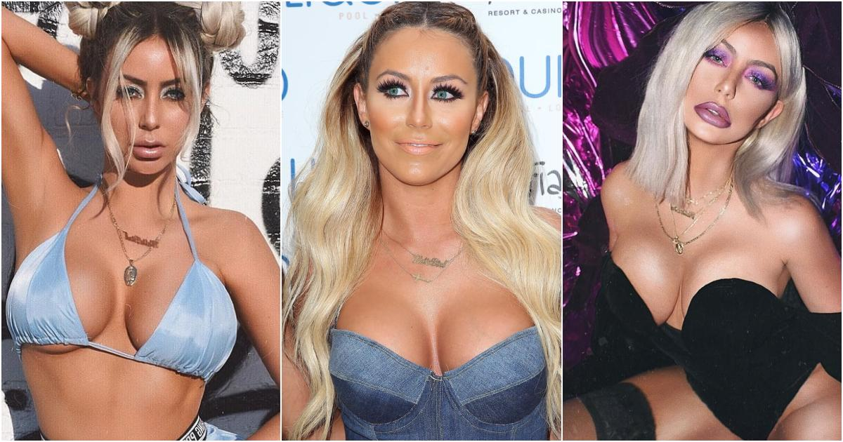 51 Aubrey O'Day Hottest Pictures Are Exquisitely Enticing