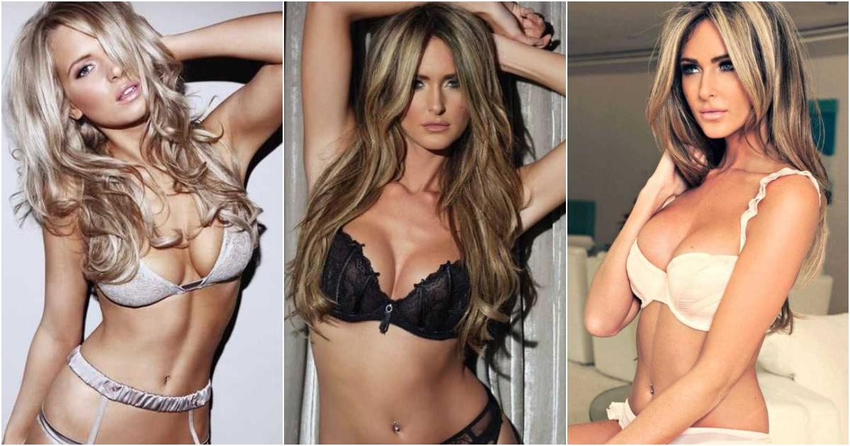 51 Georgina Dorsett Hottest Pictures You Just Can't Lay Your Eyes Off