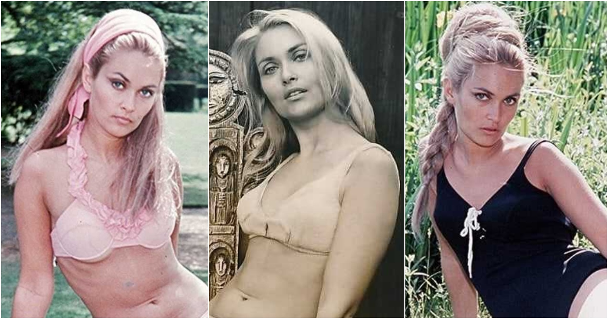 51 Hottest Alexandra Bastedo Boobs Pictures You Just Want To Nestle Between Them